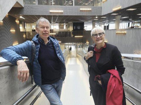 """I MÅL: Plata """"Rjukanfossen-slåttar i Tinn-tradisjon"""" som Bjørn Laupsa Borge og Anne Svånaug Blengsdalen og Etnisk musikklubb står bak, er nominert til Folkelarmprisen 2020."""