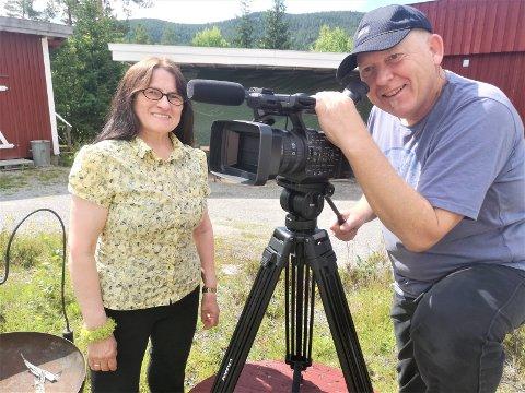 FÅTT: Signe Eira og Knut Nyheim fikk penger til deres Kamerina tre år på rad.