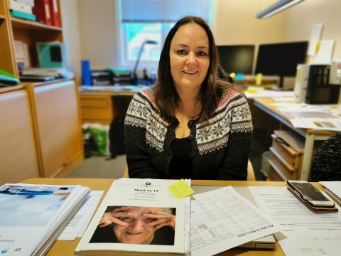 LEVEKÅR: Gry Anja Gundersborg er kommunalsjef for levekår (arkiv)