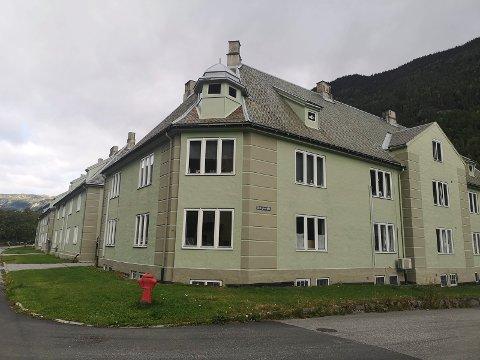 PARADISET: En leilighet i Søndre Ingolfsland Borettslag ble  solgt for 700 000 kroner i mars.