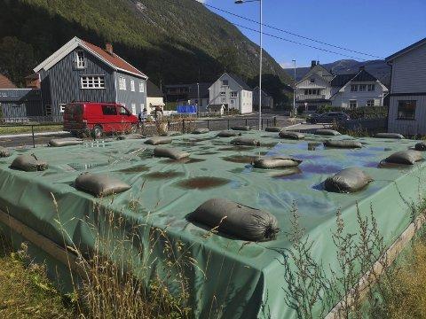 """HJØRNETANN: """"Hjørnetanna"""" i verdenarven som forsvant i starten på Tinngate, Sam Eydesgate 158, skal bygge sopp igjen, vedtok et enstemmig kommunestyre."""
