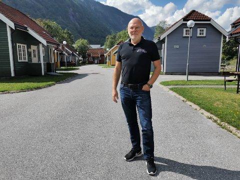 OVERRASKET: Klevens oppsigelse kom like overraskende på styrelederen i visitRjukan, Knut Erik Jacobsen, som for alle andre.