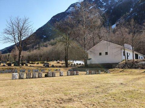 Rjukan kirkegård