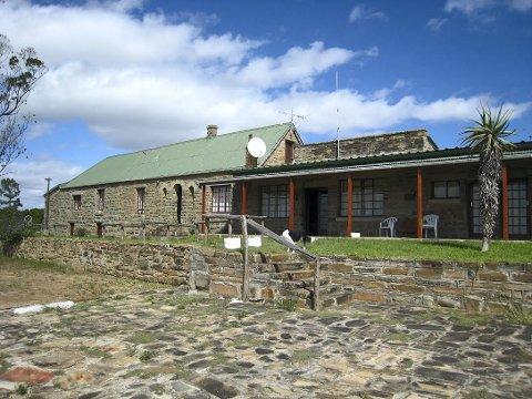 SOLGT: Den tidligere vannverkssjefens farm i Sør Afrika er endelig solgt.