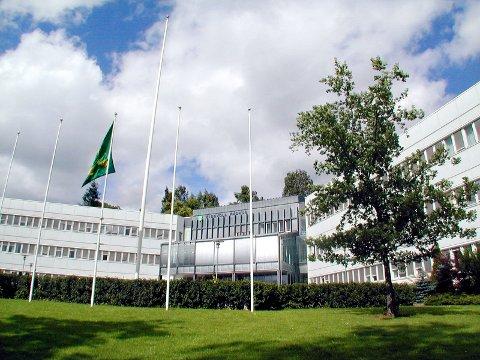 REAGERER: Eidsvoll kommune  ser det nødvendig å reagere mot byggefirmaet.