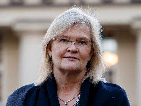 REDNINGSKVINNE: Kjersti Hobøl er hentet inn for å snu Nille-skuta.