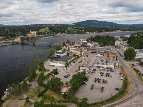 I BOKS: Områdeplanen for Eidsvoll sentrum er endelig godkjent av Fylkesmannen.