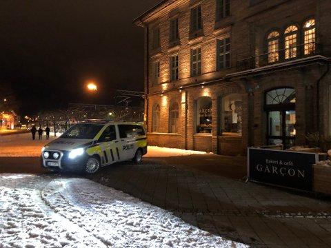 SLAGSMÅL: Tre av de involverte tenåringene ble bortvist fra Lillestrøm.