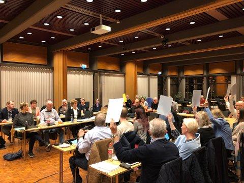 GÅR FOR BOMPENGER: Et flertall i kommunestyret i Fet stemte for bompenger mandag kveld. FOTO: LINDA INGIER