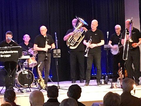 Gyldenløwe Brygge på Festiviteten Sørumsand arrangør Sørum Jazzklubb