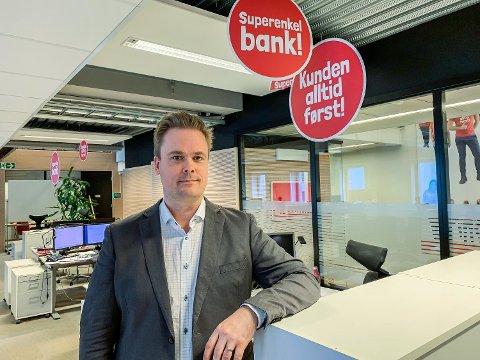 Endre Jo Reite i BN Bank mener bankene har en plikt overfor kundene til å opplyse om det lånet som passer best for dem Foto: Stein Nervik