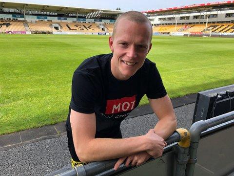 Endelig tilbake: Mange uker på sidelinja har gjort Daniel Gustafsson skikkelig sulten på fotball. Derfor tente også svensken til da han ikke fikk være med på en spilløvelse.