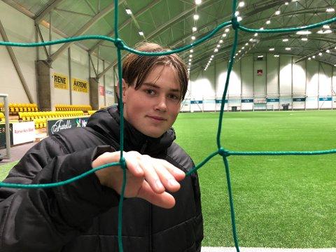 TRE ÅR: Lars Ranger har forlenget LSK-kontrakten til 2022.