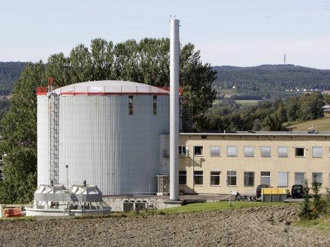 Arkivbilde av atomreaktoren på Kjeller. Oppryddingen etter virksomheten her og i Halden vil kunne ta 50–60 år. Arkivfoto Morten F. Holm / NTB
