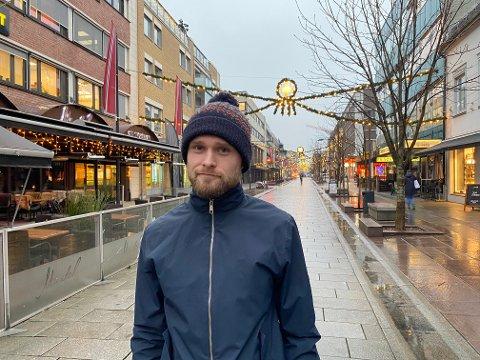 SLUTTER: Marius Amundsen skal gjøre andre ting enn å spille fotball på toppnivå framover. Han avslutter LSK-karrieren etter opprykket.