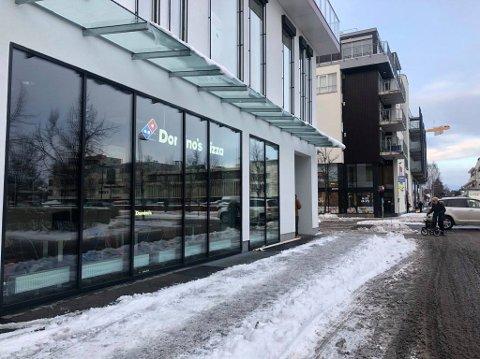 SELGES: Domino's Pizza Group vil selge seg ut i Norge, og ser seg nå om etter nye eiere.