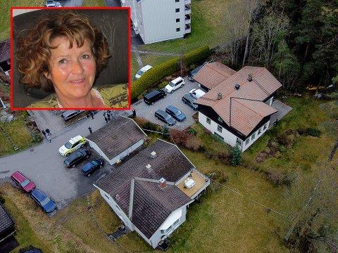 ANTAS DREPT: Politiet mener Anne-Elisabeth Hagen er drept og har siktet hennes ektemann for drap eller medvirkning til drap.
