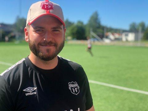 IKKE FORNØYD: Ole Martin Nesselquist mener laget har mye å jobbe med frem mot seriestart om én uke.
