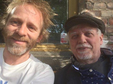 Trond Granlund og Terje Norum er nominert til Spellemannsprisen i kategorien Viser