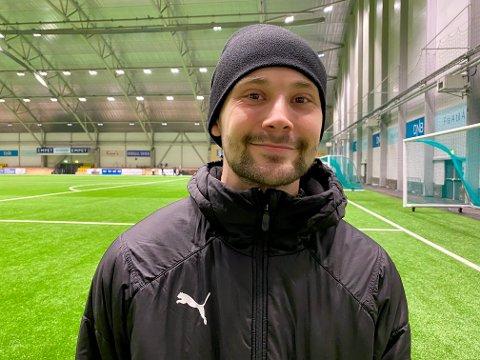 TILBAKE: Kaan Kairinen vet om interessen fra andre klubber, men ga beskjed om at han ønsker å bli i LSK.