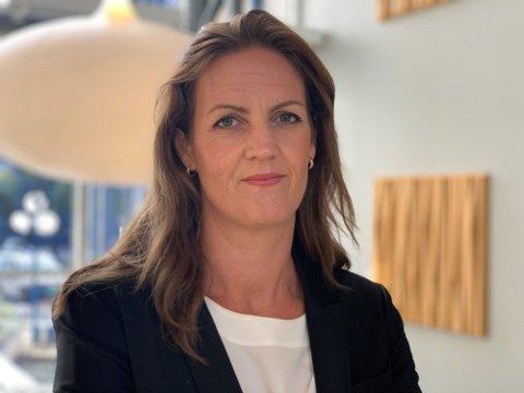 FORSTÅR BELASTNINGEN: Fylkeslege i Viken, Marianne Skjerven-Martinsen har forståelse for at innbyggerne på Romerike nå er lei av de strenge smitteverntiltakene.