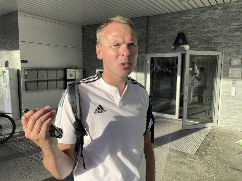 – SNUR FORT: Ull/Kisa-trener Arild Sundgot har stor tro på at laget hans kan snu den dårlige formen.