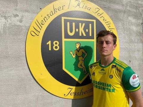Ut av skyggen: Ole Sæter ble kun andrelagsspiller i Rosenborg. Nå håper både Ull/Kisa og trønderen selv at han skal bli målscoreren klubben trenger.
