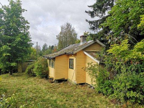 Denne hytta i Sørumsand er Romerikes billigste. Nå er den solgt.