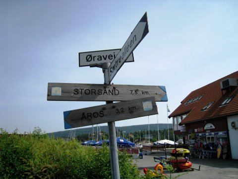KYSTSTIEN: Den nye kommunen har et klart mål om å binde sammen kyststien.