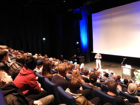 GUTTEKONFERANSE: Det er klart for ny guttekonferanse i Asker kulturhus onsdag 9. oktober