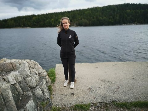 Fylkeskoordinator i Forum for natur og friluftsliv Buskerud, Kaja Høgås, mener vi som bor på Hurumhalvøya er heldige som har naturen Hurumlandet.