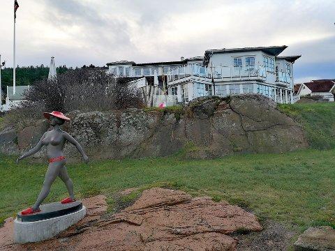 NY DRIFT: Så snart pandemien slipper taket blir det ny drift på hotellet, iser Per-Øivind Wold.