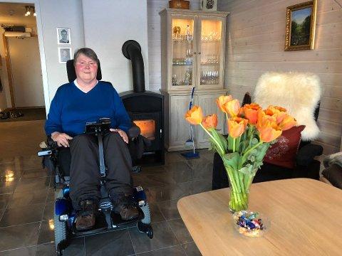 TROR IKKE PÅ KONSEKVENSER: Else Marie Knutsen har kjempet med nebb og klør for BPA-ordningen i kommunen de siste årene. Hun tror ikke rapporten for noe konsekvenser for kommunen.