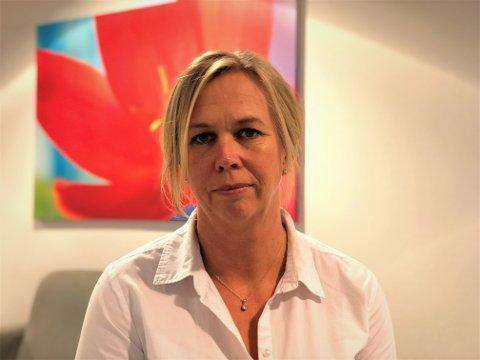 NEDSTENGING: Ordfører Elin Gran Weggesrud ber innbyggerne være forberedt på strengere tiltak fra fredag.