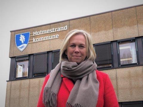 OVERRASKET: Ordfører Elin Gran Weggesrud innrømmer at hun er overrasket over hvor stort engasjement navnesaken har fått.