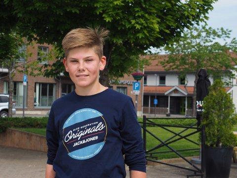 LIKER SANDE:  Hans Øyvind Sundve (13)