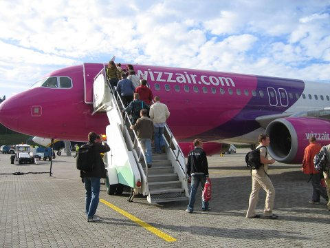 Wizz Airs nye rutetilbud til Skopje har medført 58 asylsøknader på en drøy måned. De aller fleste har blitt sendt hjem etter kort tid i Norge. Arkivfoto