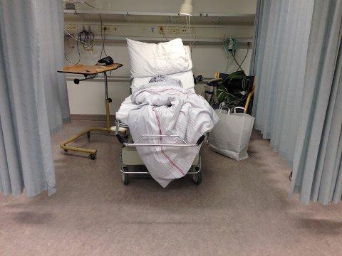 FORT INN - FORT UT: Det verste er ikke å havne på sykehus. Det er uvissheten.