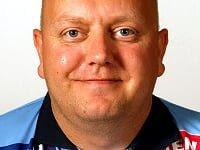FORNØYD: Trener Jan Erik Andreassen var fornøyd med deler av kampen.
