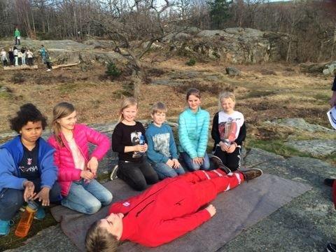 STARTER OPP IGJEN: Røde Kors Sandefjord starter igjen opp aktivitetsprogrammet BARK.