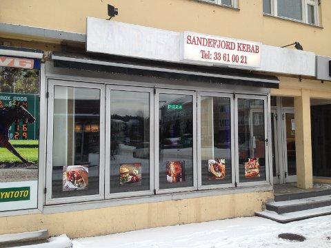 SMILER: Nå har kebabsjappa endelig fått smilefjes av Mattilsynet.