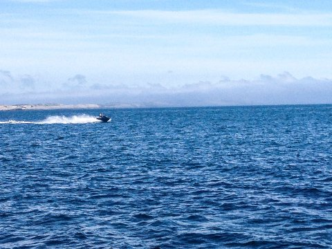 I VENTE: På Tjøme, bak havtåka, har de forstått det. Det har de ikke i Sandefjord - ennå.