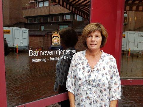 Barnevernleder Laila S. Østli sier at det alltid er barnets beste som står i fokus for barnevernets handlinger.