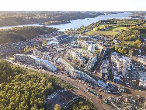 Oslofjord Convention Center på Brunstad hvor BCC er leietaker. Daglig leder på Oslofjord Convention Center er Stian Fuglset.