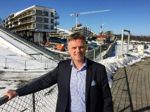 TAKKER FOR SEG: Tore Jørgensen er ferdig i jobben som administrerende direktør i Oslofjord Convention Center (OCC).