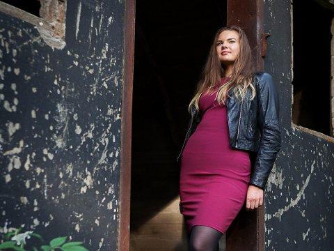 FULGTE DRØMMEN: Synne Liåsen Brunes (21) har alltid hatt lyst til å være med i skjønnhetskonkurranser. Nå har hun endelig realisert drømmen.