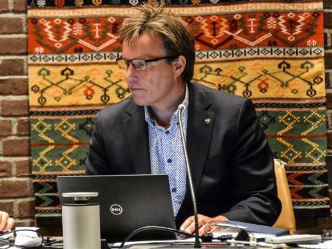 HAR ANSVARET: Miriam Schei rapporterer til rådmann Bjørn Gudbjørgsrud. Han har tro på at ordinær sykefraværsoppfølging vil kunne normalisere arbeidssituasjonen for kommuneadvokaten.