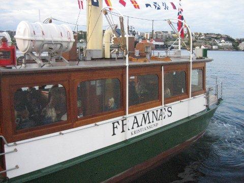 Framnæs-ferga