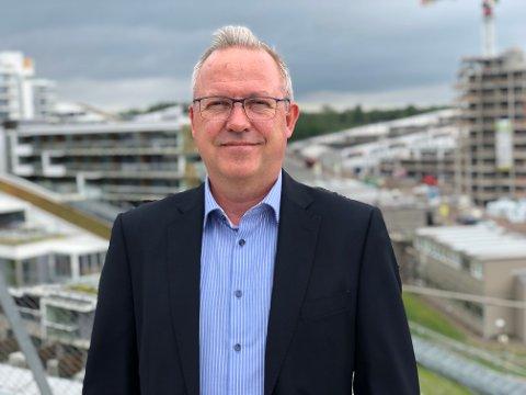 TOPPJOBB: Sandefjordingen Ole Petter Chistensen ble headhuntet til stillingen som hotell- og resortdirektør på Oslofjord Convention Center. (Pressefoto)