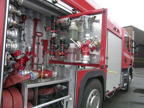 FAREELEMENTER: Elektriske maskiner med termostat, som vaskemaskiner og tørketromler, bør ikke settes på uten at noen er til stedet i tilfelle brann.